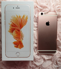 Iphone 6s rose gold kot nov