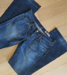 GAS temne jeans hlače