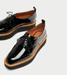 Zara NOVI čevlji s platformo