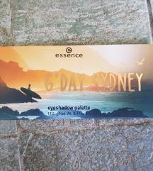 Essence G'day Sydney paleta