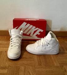 Nike Air Force bele superge