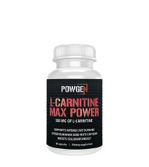 L CARNITINE MAX POWER