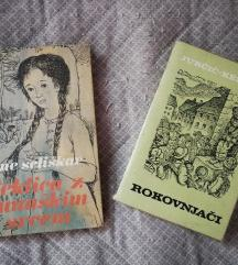 2 knjigi