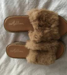Natikači faux fur