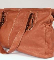 Usnjena torbica-pravo usnje,nova