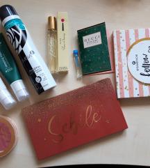 Komplet 10 kozmetičnih izdelkov ☀️