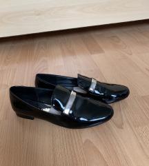Črni čevlji Zara 38