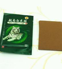 24 kom - Tigrovi protibolečinski obliži