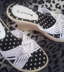 Novi beli sandali ❤️
