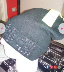 Adidas Original nova črna z etiketo kapa