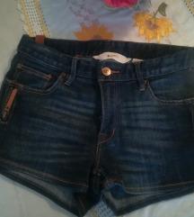 Kratke jeans hlacke