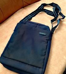 Original samsonite modra torbica
