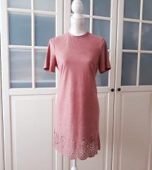 Roza Primark obleka