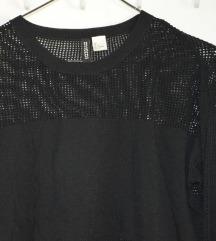 ZNIŽANO Črn pulover