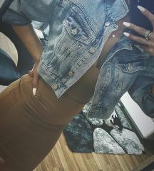Jeans jaknica novaaa S😍
