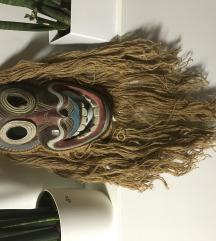 afriške maske