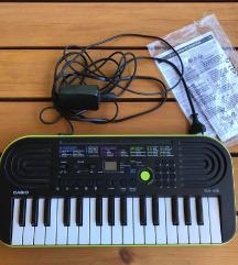 Za vse mamice!: Casio otroška klaviatura SA47 H2