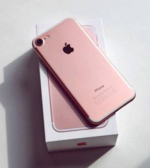 Iphone 7 128 Rose Gold