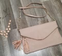 torbica + ogrlica