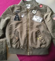 dekliška jakna XXS