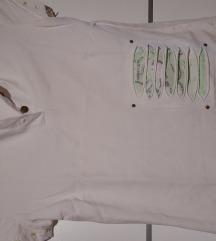 Bela polo majica