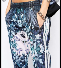 Adidas originals floral pants