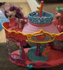 Vrtiljak little pony