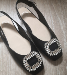Usnjeni sandali novi