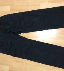 Moške zimske termo hlače kot nove z žepi