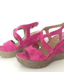 Bata wedges sandali