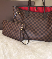 Louis Vuitton Neverfull Repika