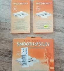 Remington smooth and silky komplet