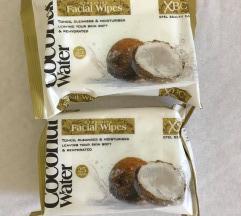 Robčki za odstranjevanje ličil - kokos