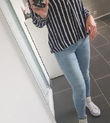 Črtasta srajca xs