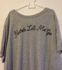 H&M majica z napisom
