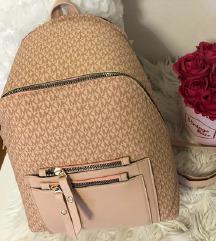 Nahbtnik ( backpack) MK, SAMO ŠE BABY ROZA