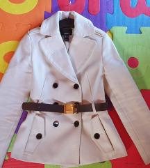 Topla debelejša blazer jakna nenošena Mango