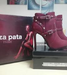 Zaza Pata Paris novi gležnari