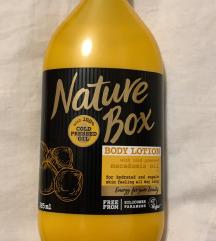 Nature Box body lotion