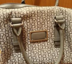 Calvin Klein siva torbica original