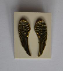 Uhani v obliki angelskih kril