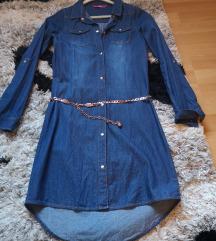 Jeans srajcka/oblekca