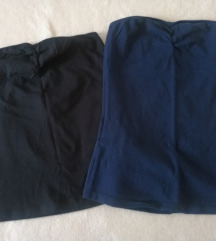 Majici brez rokavov (črna in t. modra) - novi