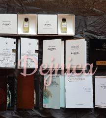 TESTERJI parfumov / MINI parfumčki