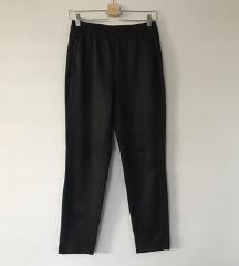Zara faux suede hlače
