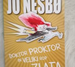 NOVA knjiga JO NESBO DOKTOR PROTOR IN VELIKI