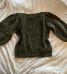 Mehak zelen pulover