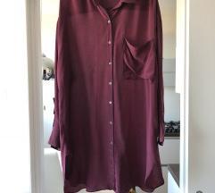 Zara bluza 100% svila, MPC 50€