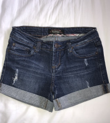 NOVE jeans kratke hlače