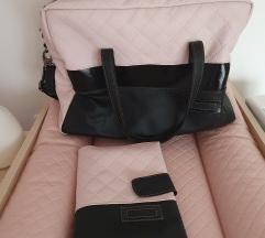 MiniBini previjalna torba